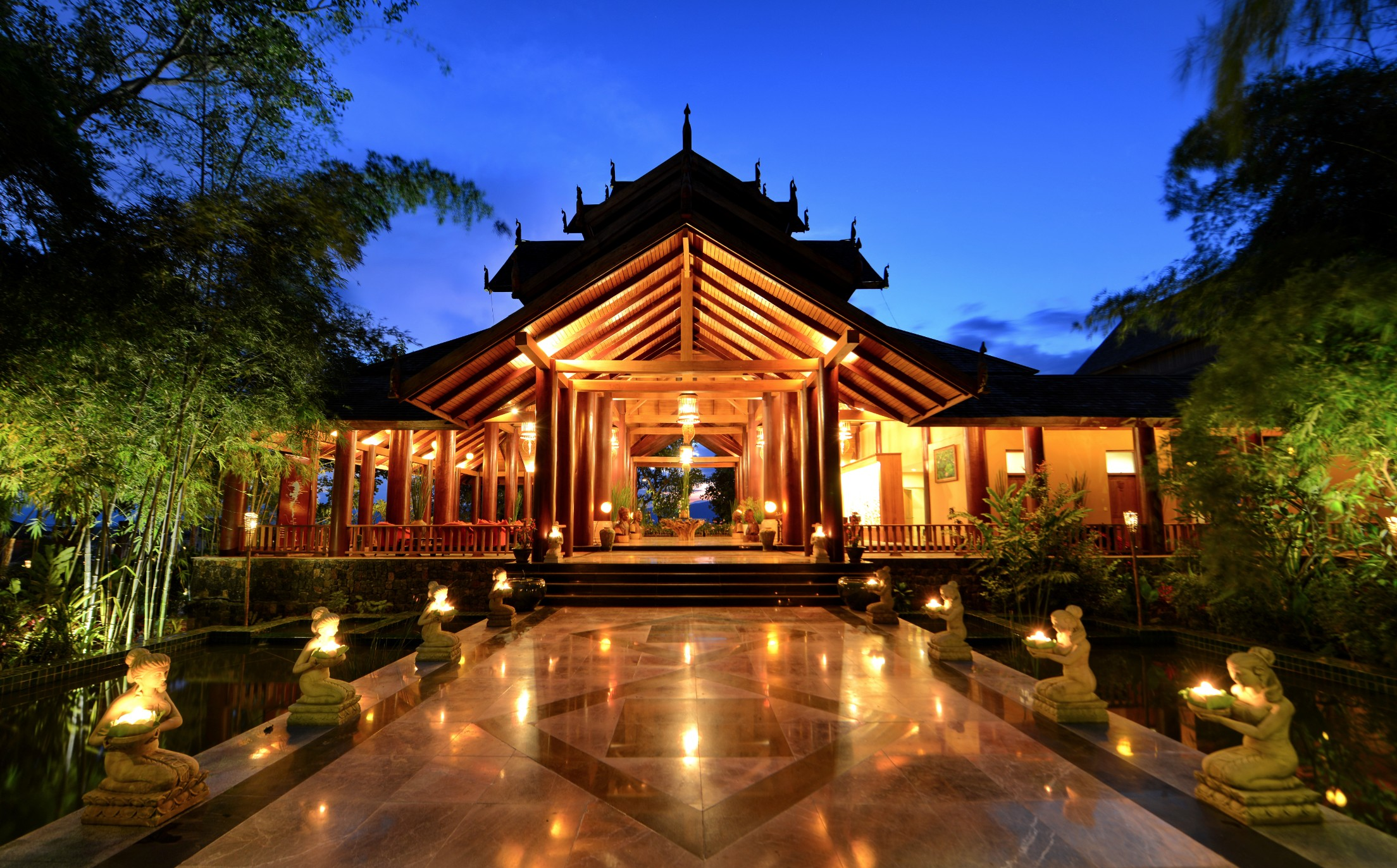 Aureum Palace Hotel Pyin Oo Lwin