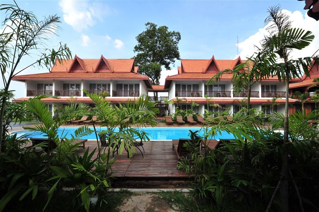 La Villa Battambang Restaurant