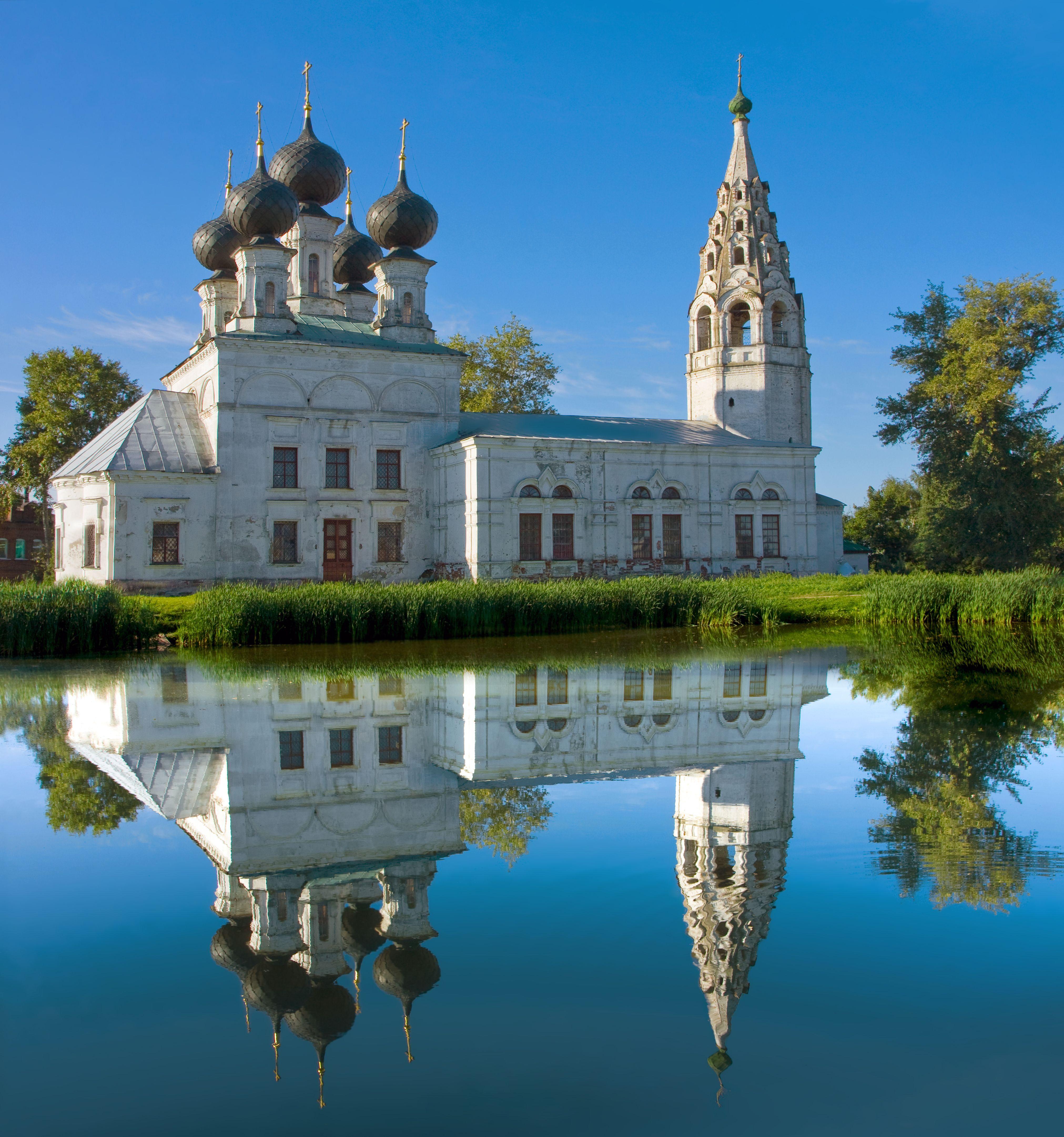 Gruppenreise Russland bei TAKE OFF Erlebnisreisen