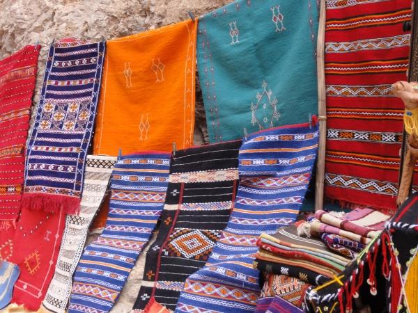 Marokkanische Decken gruppenreise marokko mit königsstädten bei take erlebnisreisen