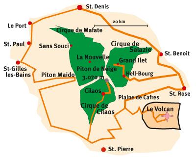 Hotel Saint Denis La Plaine